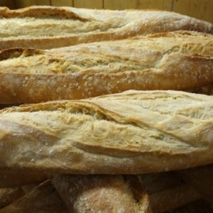 Spaans stokbrood / Barra Gallega