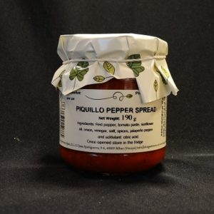 piquillo peper spread