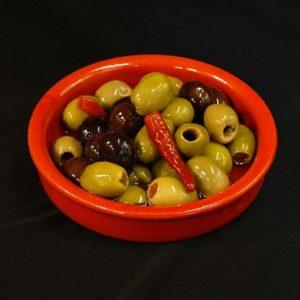 Spanish Harlem olijvenmix / olivas mixta