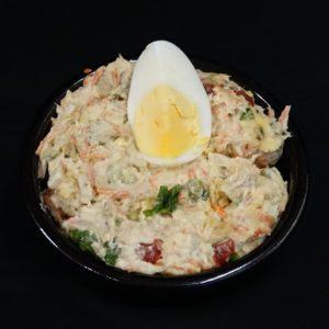 Enseladilla Russa, Spaanse salade