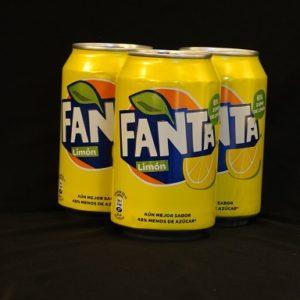 Fanta Lemon, Spaanse frisdrank