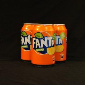 Fanta Naranja, Fanta orange
