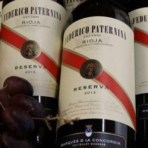 Federico Paternina Rioja reserva / Spaanse wijn