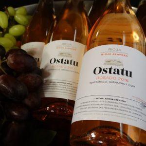 Ostatu rioja rosado / Rosé Rioja