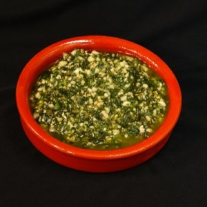 Pesto / tapenade