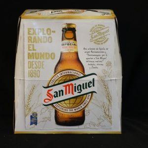 Spaans bier/ San Miquel