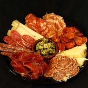 Xarcuterie, vleeswaren