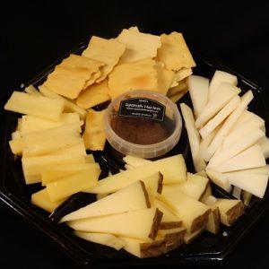 Kaasplankje, Spaanse kaas, queso