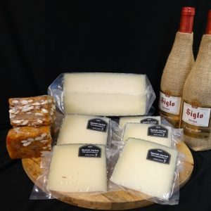 Queso Manchego / Spaanse kaas