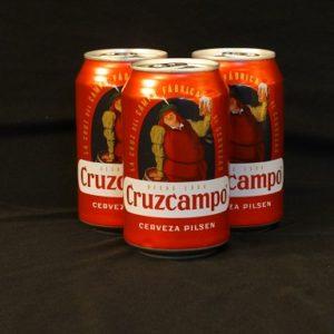 Cruzcampo / Spaans bier