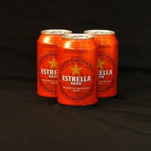 Estrella Damm / Spaans bier