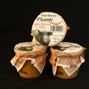 pate-Iberico-picante/ pikante Iberico pate