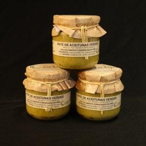 tapenade van olijven/ pate de aceitunas